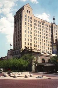 LUZERNE BANK BUILDING ...