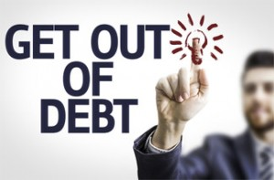 Get out of bankruptcy debt ...
