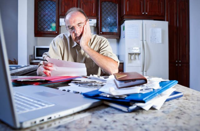 Bankruptcy Soars Among Elderly