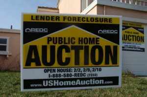 Foreclosure or File Bankruptcy